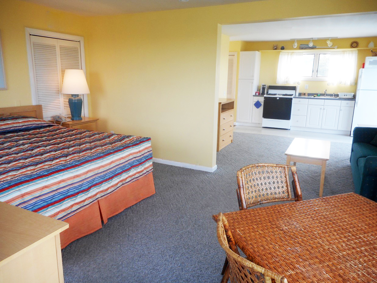 Cape Cod Bay View Motel - Standard King Room